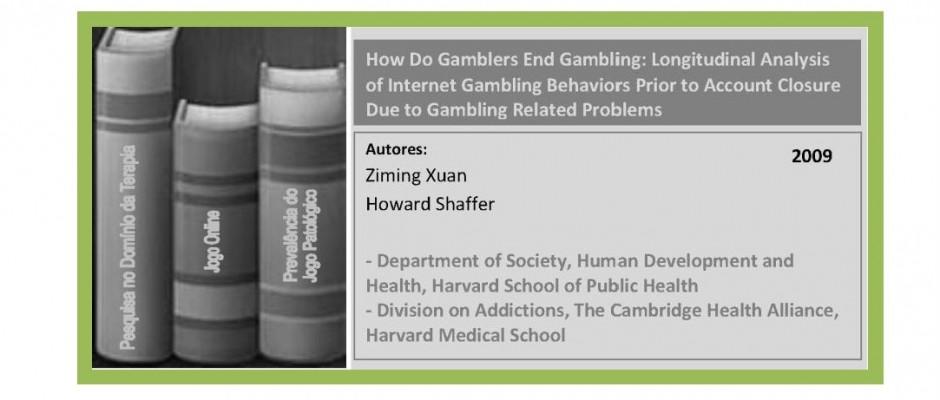 How Do Gamblers End Gambling...