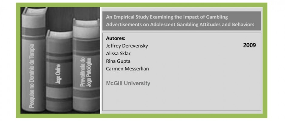 An Empirical Study Examining the Impact of Gambling...