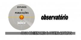 JOGO DE MENORES E JOVENS ADULTOS